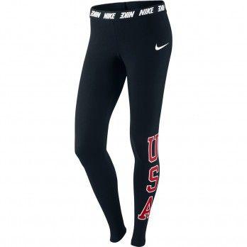 2014 Olympics Nike Women USA Leggings