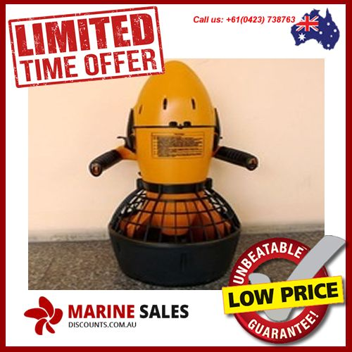Marine Sales Discounts | Discount Marine Sales | Top Choice for Durable, Reliable and Cheap Priced Boat Parts and Marine Supplies | Looking for Diving Sea Scooters?  Call us at +61(0423) 738763 or visit our website to see our wide array of Diving Sea Scooters and more marine supplies and accessories that would fit your needs.  Please contact us today!  http://marine-sales-discounts.com.au/