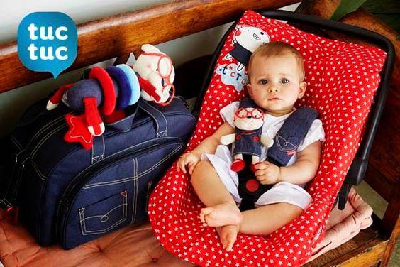 Brilhos da Moda: Novidades Tuc Tuc para Bebé