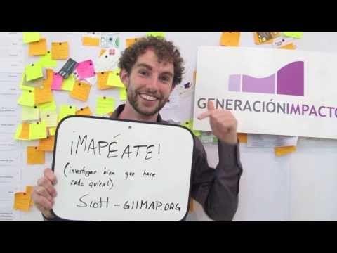 ¿Cuál es tu consejo para los emprendedores sociales?