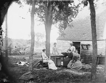 Anyone know any good sites about Civilian Life during the Civil War?