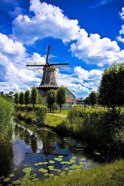 Leidschendam, Holland