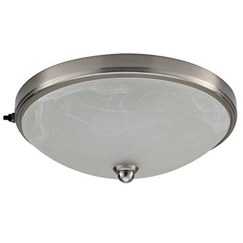 Rv Decorative Ceiling Light 12v Led Light Dinette Led With Glass Dome Ceiling Fixture 1 Light In 2020 Decorative Ceiling Lights 12v Led Lights Ceiling Fixtures