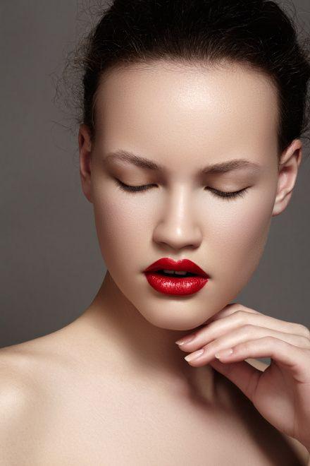 Photographers — Marina & Artem Anastasia Pankratova at Chkalova Evgenia Model Agency www.photoma.ru #fashion #beauty #makeup #model #lips