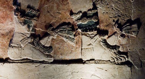 Las ruinas de Lamanai, cocodrilo sumergido en maya yucateco, se localizan al sur de Orange Walk en el norte Belice