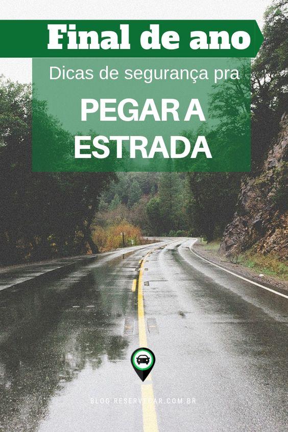 Engarrafamento, chuvas de verão, cerração... As estradas durante as festas de final de ano requerem o dobro de cuidado e atenção. Veja nossas dicas!