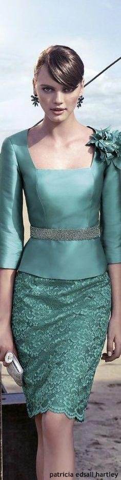 Carla Ruiz - Mother of the bride or groom dress.