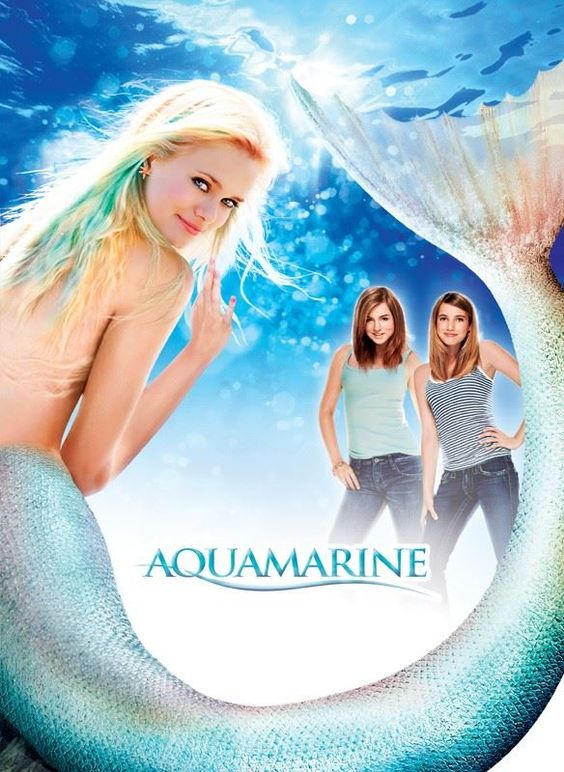 aquamarine movie. mermaid and friends | women - semi-human ...