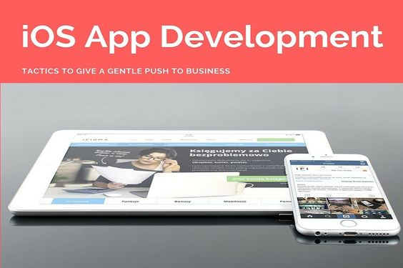 #iOS #Appdevelopment Tactics to give a gentle push to Business