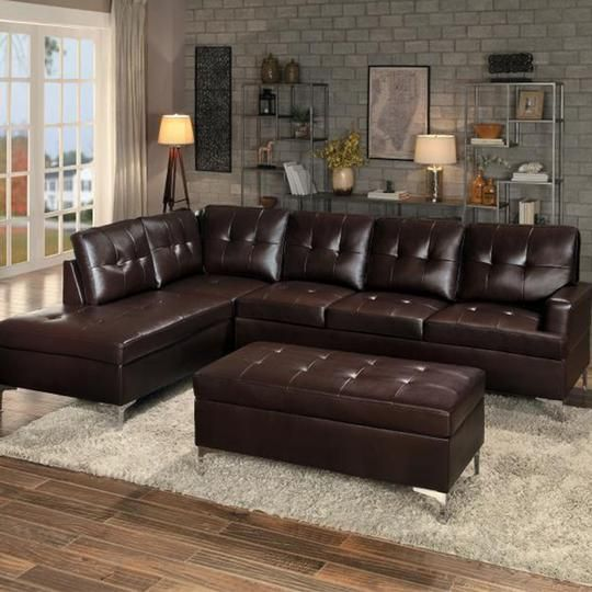 Dallas Furniture Sectional