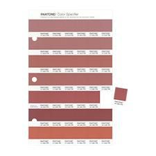 Replacement Pages for Pantone Color Specifier - TPX chip pages, Fashion + Home guide