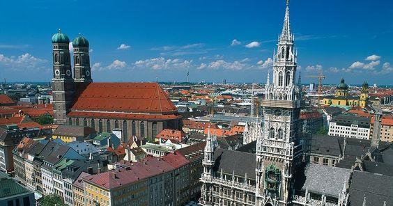 Hotéis bons e baratos em Munique #viajar