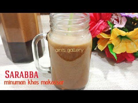 Sarabba Minuman Khas Makassar Minuman Makassar