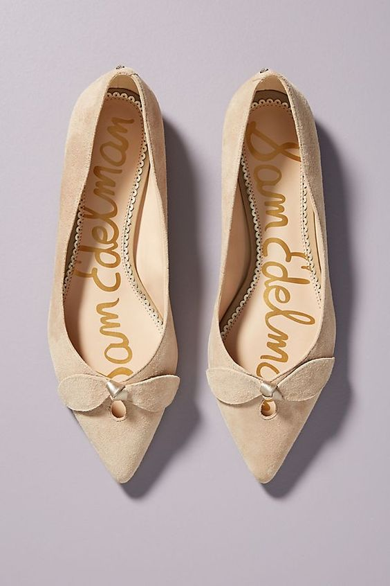 Beautiful Flat Shoes