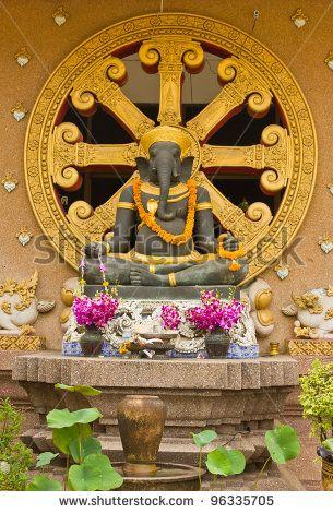 Ganesh art as regards the study of art.