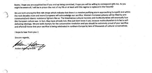 Letter To A Parents Confirming That Their Son Is A Pow And