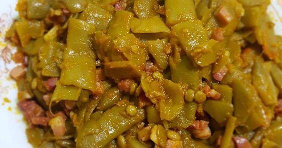 Judías Verdes Con Jamón Receta De Imperio Receta Recetas De Comida Judias Verdes Nutritivo
