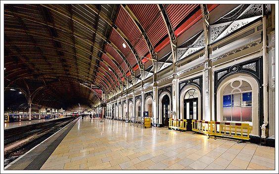 London / Paddington station