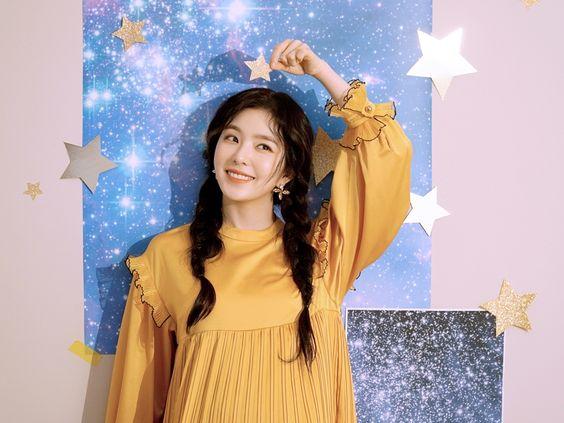 [Vyrl] RedVelvet : 아이린, '누오보(NUOVO)' 여름 소녀로 돌아오다 2017년 #누오보 여름 캠페인 속, 더욱 러블리해진 #레드벨벳