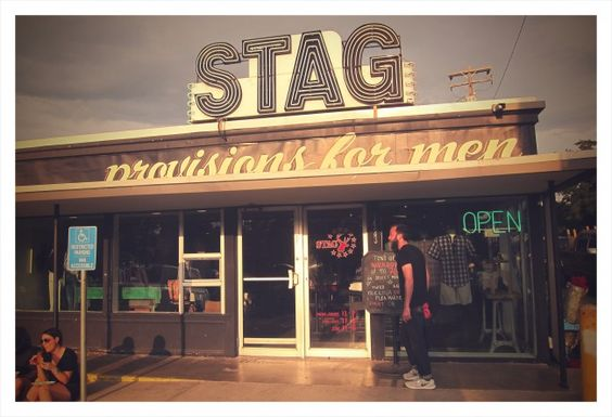 Stag Provisions for Men