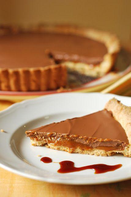 La Deliziosa Signorina Effe: Crostata al caramello