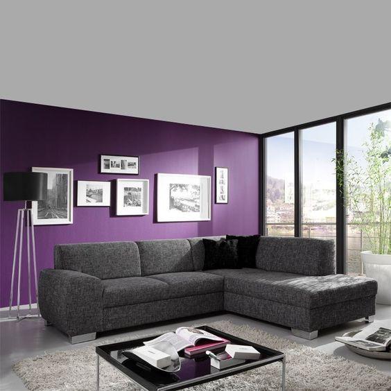 sofa mit schlaffunktion und ottomane