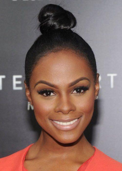 Tika Sumpter Top 100 Hairstyles 2014 for Black Women | herinterest.com