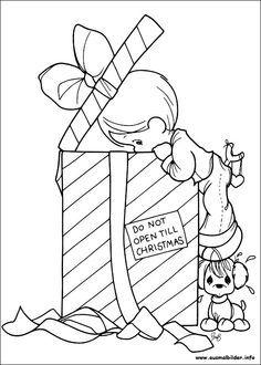 Weihnachten unter Freunden malvorlagen   coloring   Pinterest ...