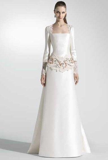 Vestiti da sposa autunno inverno 2010-2011