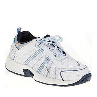 Orthofeet Women's Tahoe Walking Shoes (FootSmart.com)