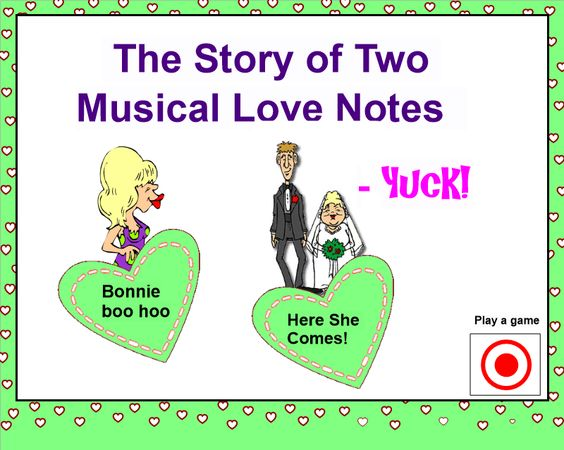 Cherie Herring blogs about her Valentine's Day lesson and includes a download to try it yourself!