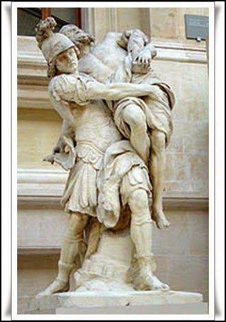 Las Revelaciones del Tarot: Anquises - Dioses Mitologia Griega