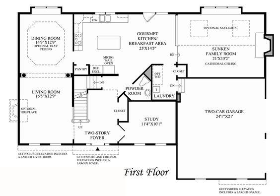 Everett at Highlands at Holliston: luxury new homes in Holliston, MA