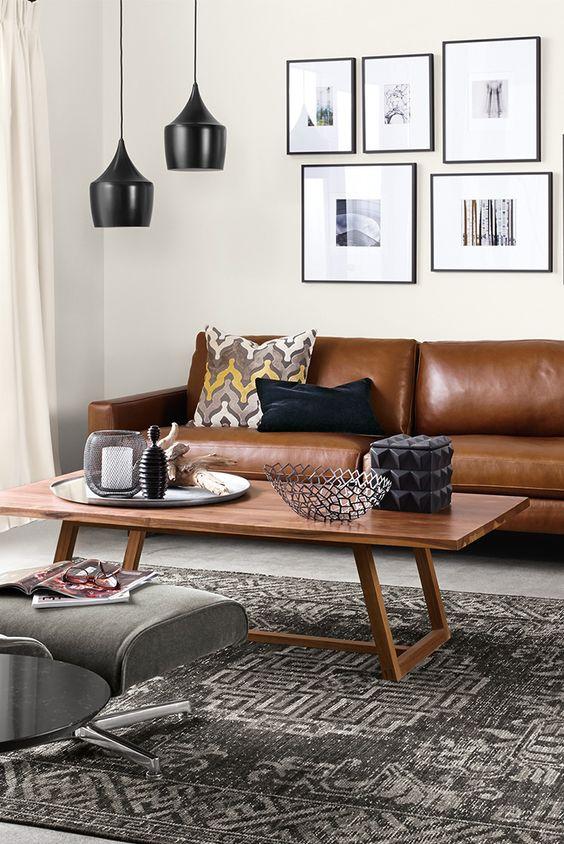 Sofa da thật tphcm và cách bài trí sofa sáng tạo, tinh tế