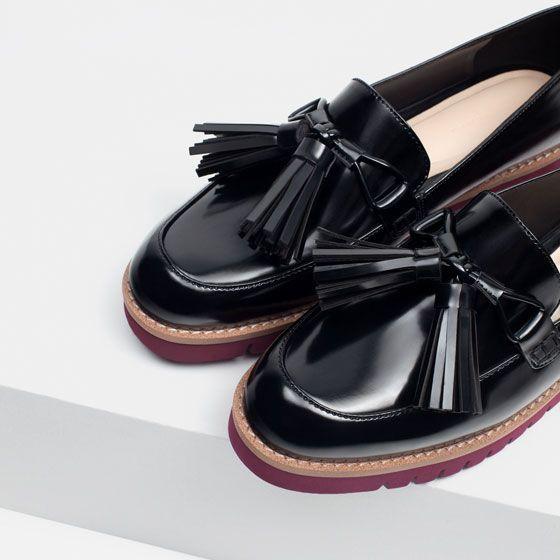 chaussure femme zara 2017. Black Bedroom Furniture Sets. Home Design Ideas