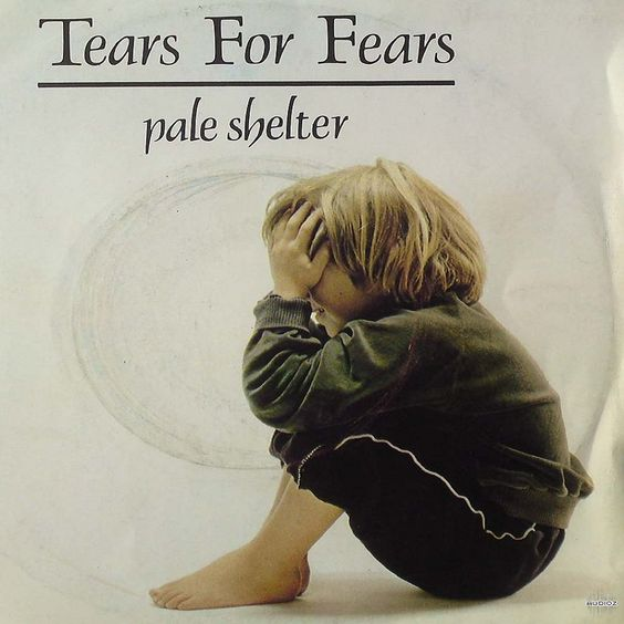 Tears for Fears – Pale Shelter (single cover art)