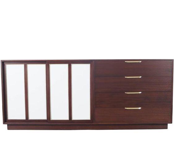 Vintage Sideboard by Harvey Probber 1