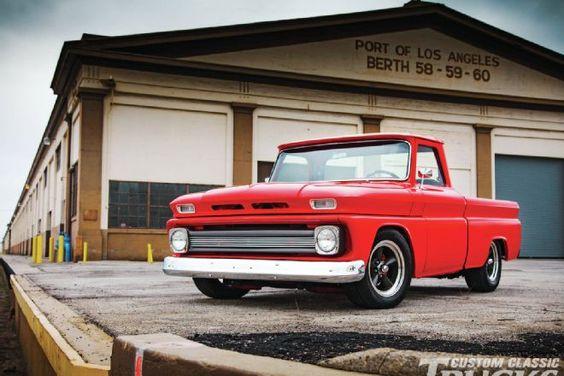 '65 Chevy C/10