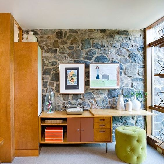 Today on Plastolux - Diane Burcz Mid Century Interiors