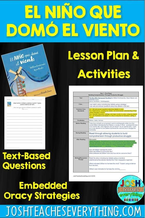 Less Planning Time And More Family Time With This Guided Reading Or Read Aloud Lesson Plan F Interactive Read Aloud Mentor Texts Interactive Read Aloud Lessons
