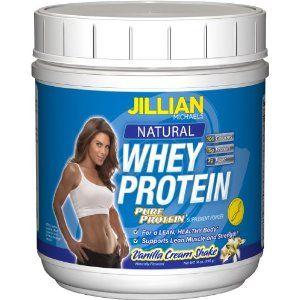 Jillian Michaels Whey Protein