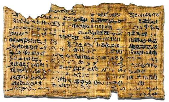 Grafados: Lamentos de Ipu-ur - Poesia Egípcia (XII Dinastia)