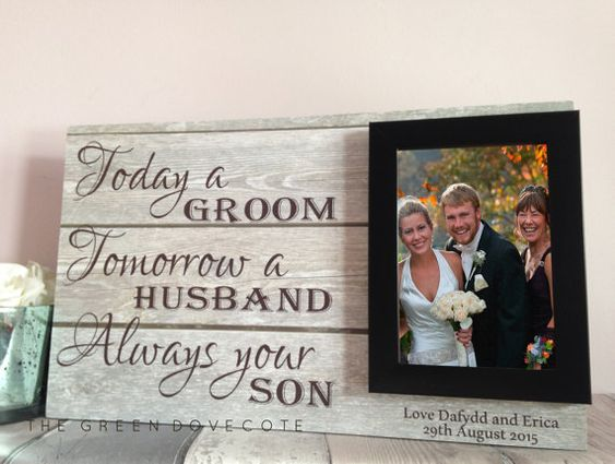 Wedding Gifts For Parents In Law : law gifts parents grooms parent wedding gifts mother of groom wedding ...