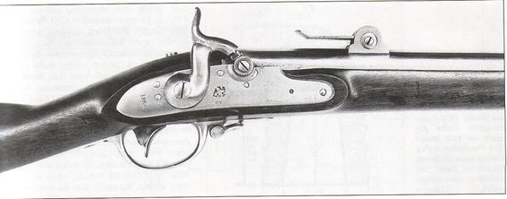 1854 Lorenz Model 1854 / Model 1862 (Lorenz Rifle)