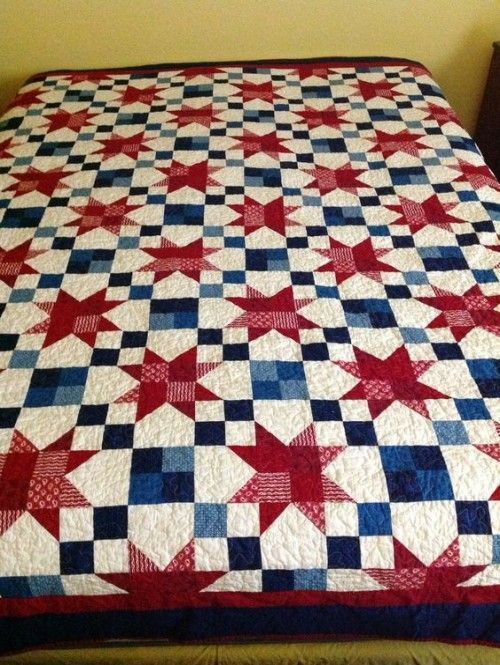 Road to Oklahoma - Free Quilting Pattern | Beautiful Skills - Crochet Knitting Quilting | Bloglovin'