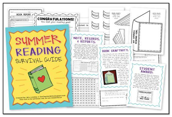 Summer Reading Survival Guide