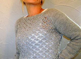 Chalkstone sweater pattern by Isabell Kraemer (about $6.82 on Ravelry)