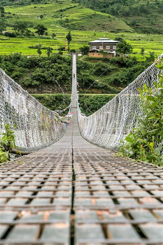 travel and leisure in Bhutan