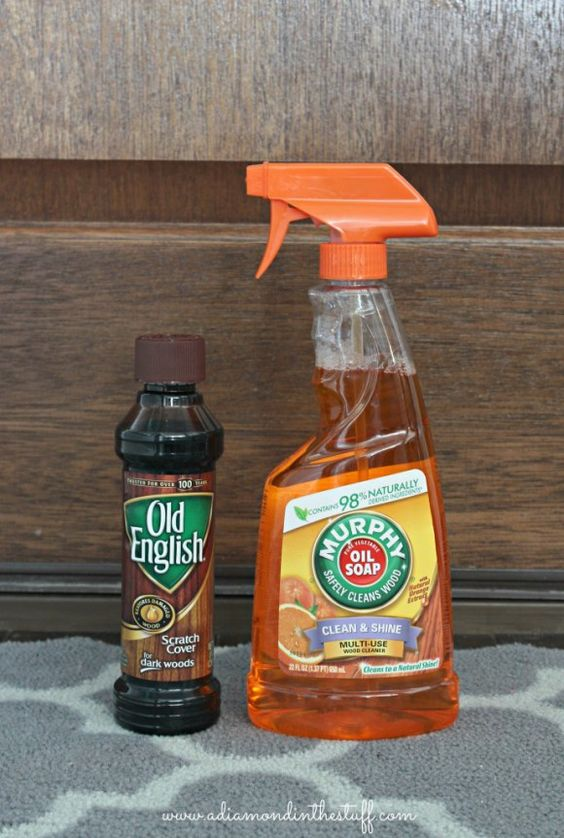 How To Fix Scratches In Wood {quickly and easily}    A Diamond in the Stuff