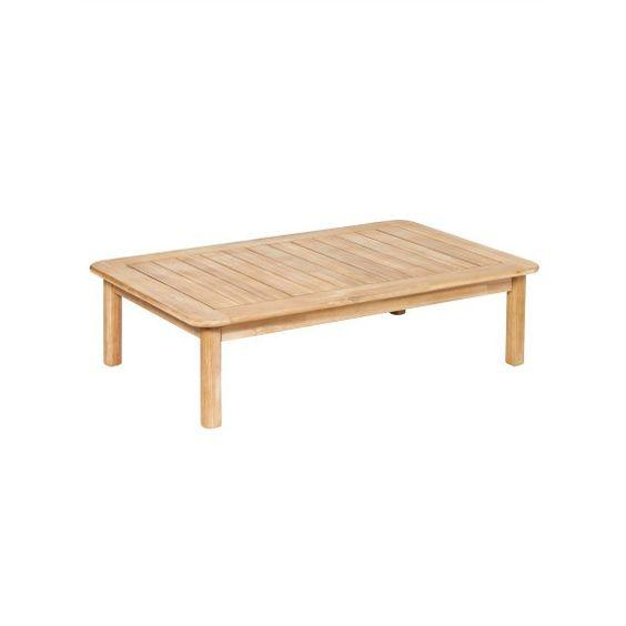 Tisch Holz Natur Garten Lounge Set Tische Holz